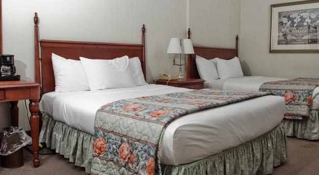 트래블롯지 폴스뷰 호텔 - 나이아가라폴스 - 침실