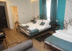 Garni Hotel DUM - 베오그라드 - 침실