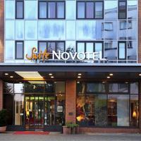 노보텔 스위츠 베를린 시티 포츠담 플라츠 Hotel Entrance