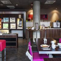 노보텔 스위츠 베를린 시티 포츠담 플라츠 Restaurant