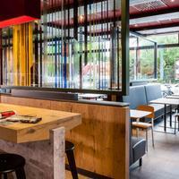 이비스 베를린 시티 포츠다머 플라츠 Hotel Bar