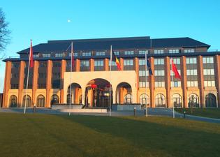 탕라 호텔 브뤼셀