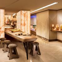 스위소텔 리조트 보드룸 비치 Restaurant