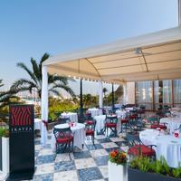 그란 멜리아 빅토리아 호텔 Ikatza Restaurant Terrace