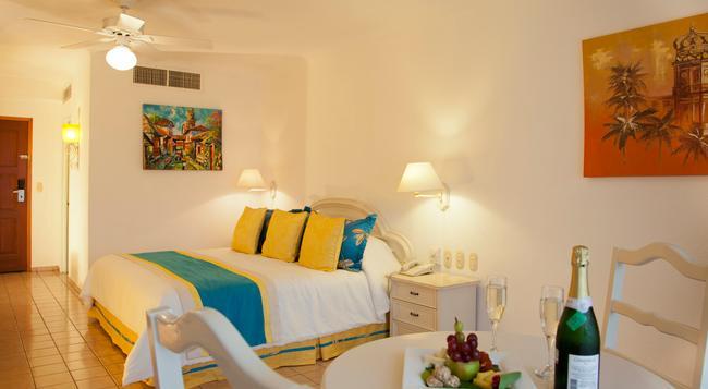 Villa del Palmar Beach Resort and Spa, Puerto Vallarta - 푸에르토바야르타 - 침실