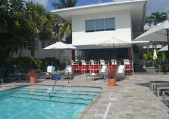 Royal Palms Resort & Spa A North Beach Village Resort Hotel - 포트로더데일 - 수영장