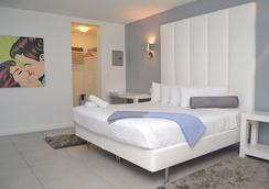 Royal Palms Resort & Spa A North Beach Village Resort Hotel - 포트로더데일 - 침실