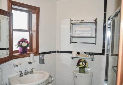 블루 문 부티크 호텔 - 뉴욕 - 욕실