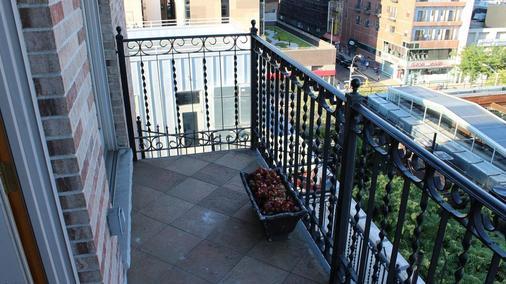 블루 문 부티크 호텔 - 뉴욕 - 발코니