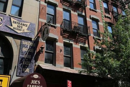 블루 문 부티크 호텔 - 뉴욕 - 건물