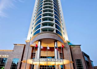 힐튼 도하 호텔