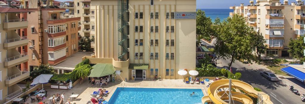 클레오파트라 비치 호텔 - 알라냐 - 건물