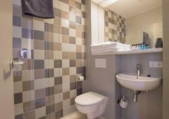 린든 호텔 - 암스테르담 - 욕실