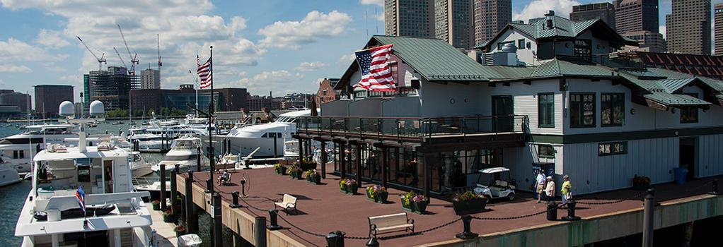 Boston Yacht Haven Inn & Marina - 보스턴 - 건물