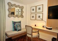 Maria Condesa Hotel & Suites - 멕시코시티 - 침실