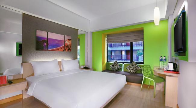 7 Days Premium Kuta Bali - 쿠타 - 침실
