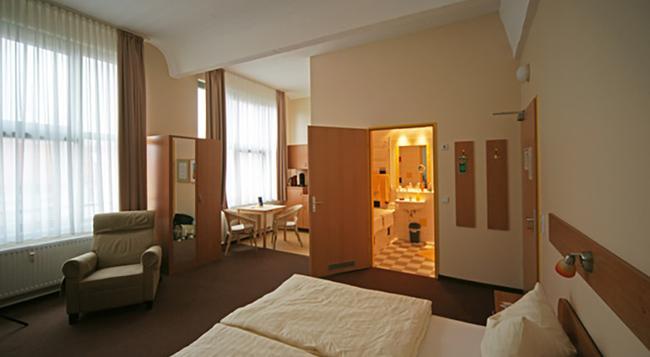 Hotel Siegfriedshof - 베를린 - 침실