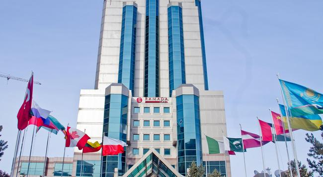 Ramada Plaza Astana - 아스타나 - 건물