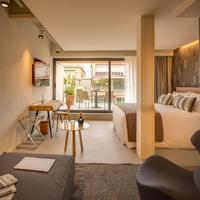 올라 에이샴플레 호텔 Guest room