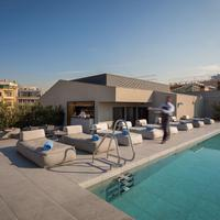 올라 에이샴플레 호텔 Outdoor Pool