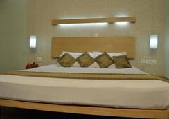 호텔 블루 헤븐 - 자이푸르 - 침실