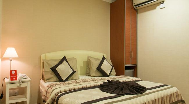 OYO 프리미엄 잘란 부킷 빈탕 - 쿠알라룸푸르 - 침실