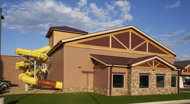 Dakotah Lodge - 수폴스 - 건물