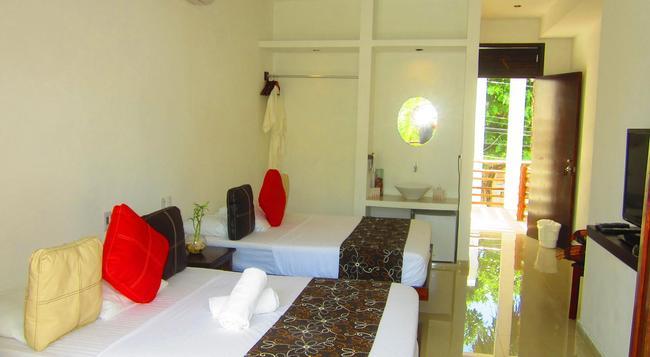 Hotel Latino - 툴룸 - 침실