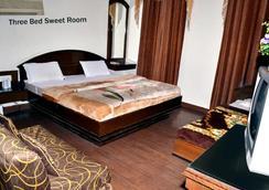 호텔 헤리티지 인 - 암리차르 - 침실