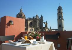 Hotel Bellas Artes - 헤레스데라프론테라 - 레스토랑