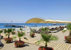 Gypsophila Holiday Village - 알라냐 - 해변