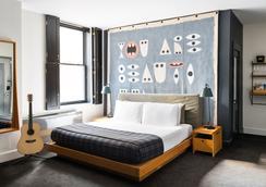 에이스 호텔 - 뉴욕 - 침실