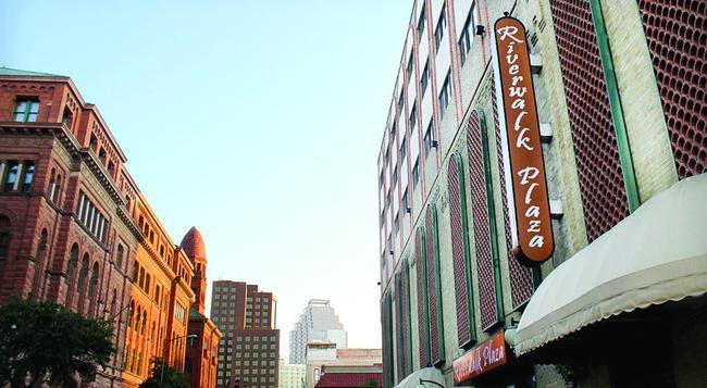 리버워크 플라자 호텔 - 샌안토니오 - 야외뷰