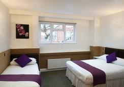 어코모데이션 런던 브릿지 호텔 - 런던 - 침실