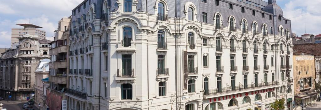 호텔 치스미규 - 부쿠레슈티 - 건물