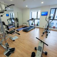 호텔 치스미규 Fitness Facility