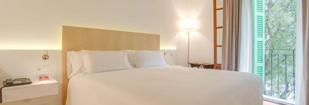 Art Hotel Palma - 팔마데마요르카 - 침실