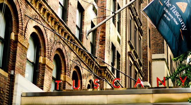 더 투스카니 - 어 세인트 자일스 럭셔리 호텔 - 뉴욕 - 건물