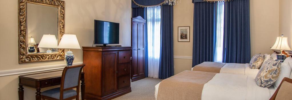 Hotel St. Pierre, A French Quarter Inns Hotel - 뉴올리언스 - 침실