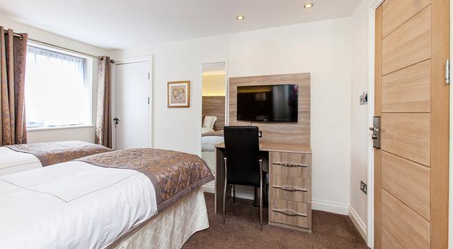 쉐퍼즈 부쉬 부티크 호텔 - 런던 - 침실