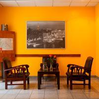 이스트 호텔 Lobby Sitting Area