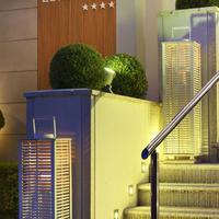 호텔 룬고마레 hotel entrance