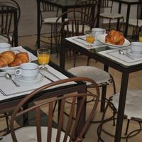 호텔 샌 로렌조 Breakfast Area