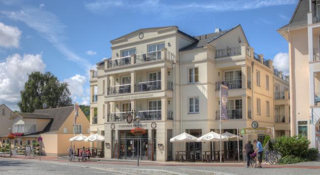 Seetelhotel Ostseeresidenz Heringsdorf - 제바트헤링스도르프 - 건물