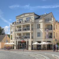 Seetelhotel Ostseeresidenz Heringsdorf Außenansicht