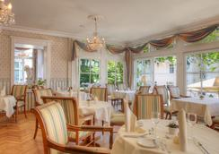 Seetelhotel Hotel Esplanade - 제바트헤링스도르프 - 레스토랑
