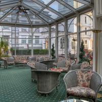 Seetelhotel Pommerscher Hof Lobby und Bar