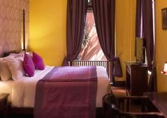 프라야 파라쪼 호텔 - 방콕 - 침실