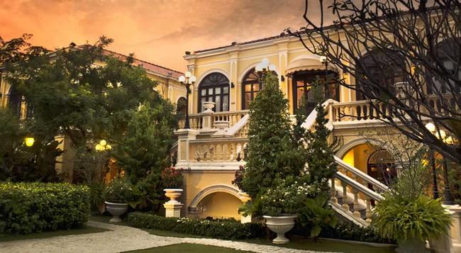 프라야 파라쪼 호텔 - 방콕 - 건물