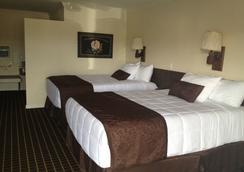Lewis & Clark Motel Bozeman - 보즈먼 - 침실